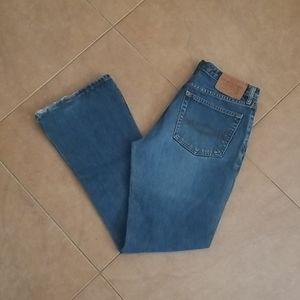 VTG 90s Abercrombie &Fitch Bootcut Jeans